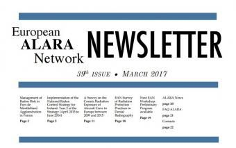 European ALARA Network Newsletter nº 39