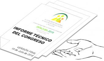 Informe Técnico del Congreso IRPA - CUBA 2018.
