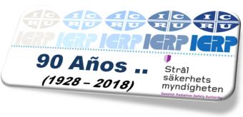 ICRU - ICRP. 90 Años de experiencia. Seminario en Estocolmo los dias 17 y 18 de Octubre de 2018, emitido por YouTube