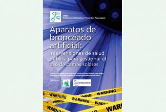Aparatos de bronceado artificial: intervenciones de salud pública para gestionar el uso de camas solares