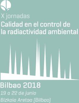 X JORNADAS DE CALIDAD EN EL CONTROL DE LA RADIACTIVIDAD AMBIENTAL