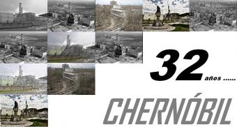 CHERNÓBIL 32 AÑOS DESPUES