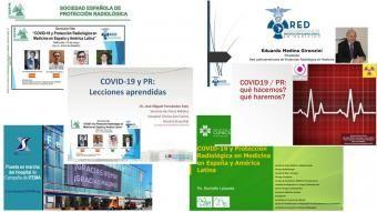 Seminario web: COVID-19 y Protección Radiológica en Medicina en España y América Latina