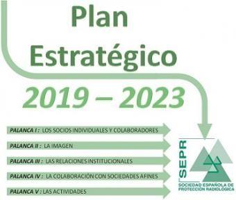 Plan Estratégico de la SEPR 2019-2023