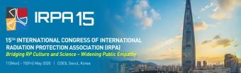 IRPA 15 - Envío de Abstracts prorrogado hasta 31 de  Octubre  de 2019