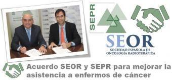 Acuerdo SEOR y SEPR para mejorar la asistencia a enfermos de cáncer